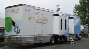 Kaiser Mobile Health Vehicle