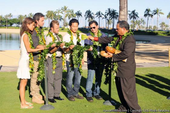 Production Begins on Hawaii Five-0