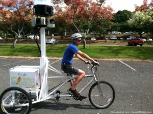 Google Street View Trike