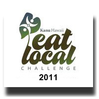Kanu Hawaii Eat Local Challenge 2011