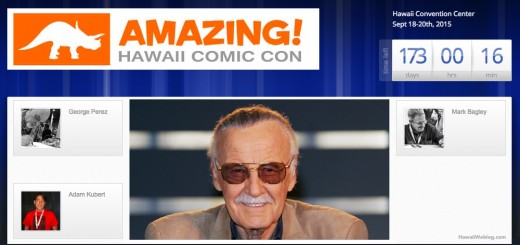 Amazing Hawaii Comic Con
