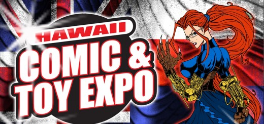 Hawaii Comic & Toy Expo 2015
