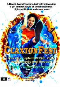 Claxtonfest Poster