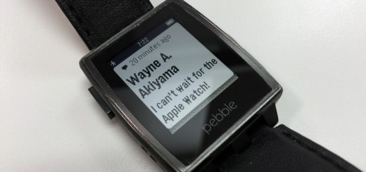From Pebble to Apple Watch