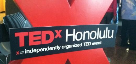 TEDxHonolulu | Photo by Burt Lum