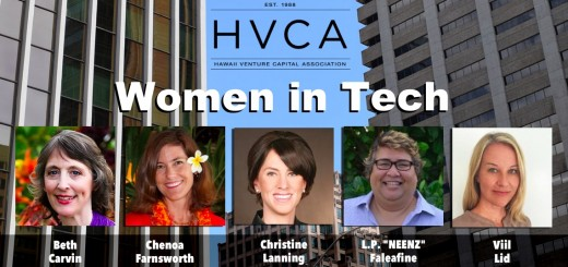 HVCA: Women in Tech
